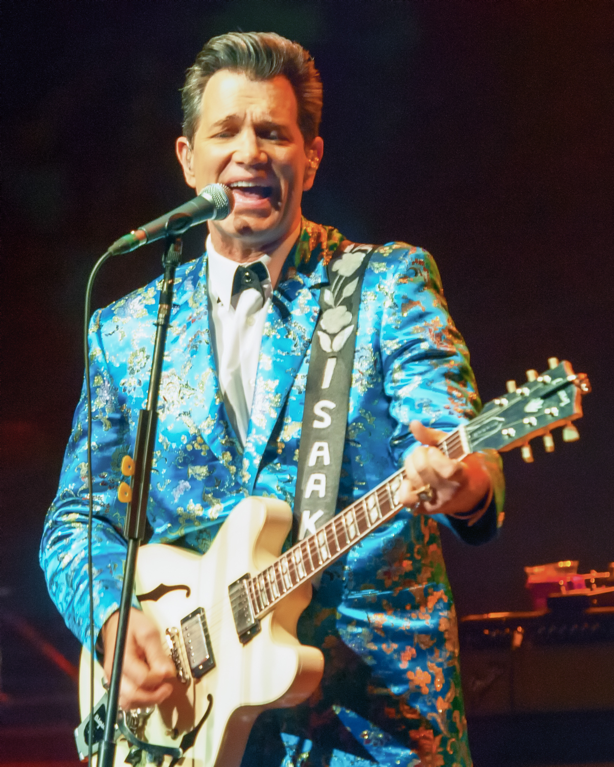 Chris isaak at the montreal international jazz festival 2013