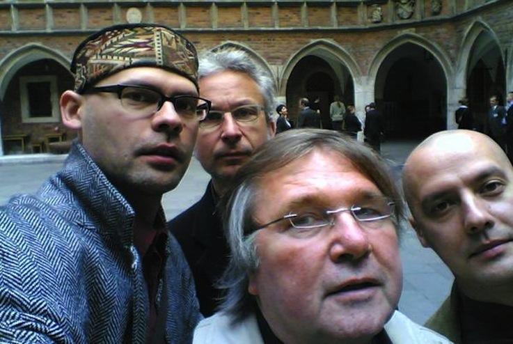 Theo jörgensmann second quartet in cracow, poland; 2007