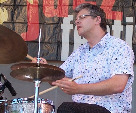 2005 Chicago Jazz Festival, Fridayl: Matt Wilson's Sensitive Drumming is Perfect for Denny Zeitlin's Trio