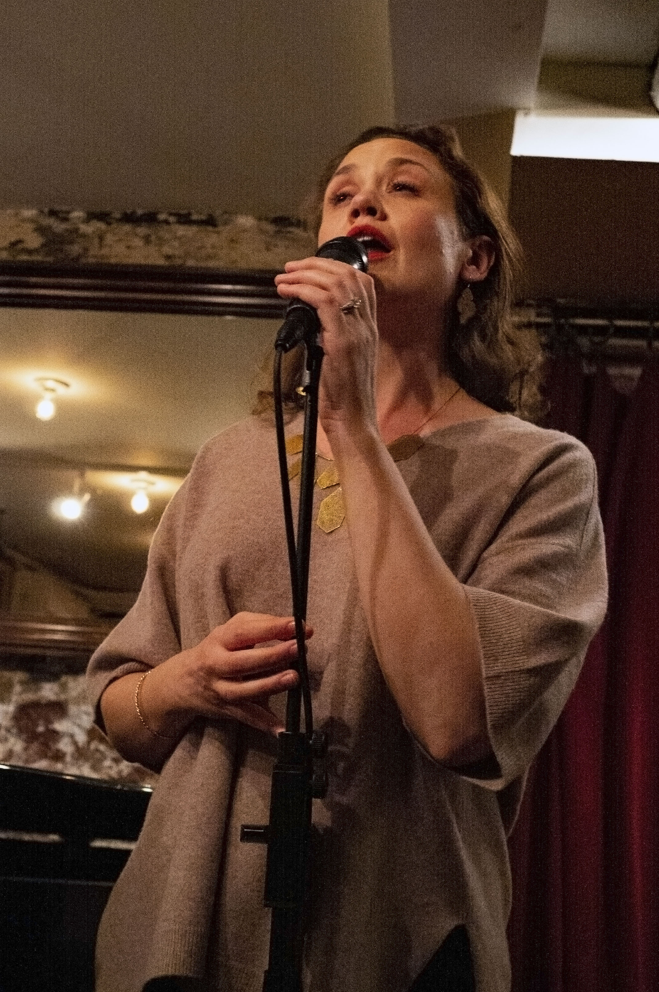 Hilary Gardner & Ehud Asherie at Mezzrow, January 29, 2019