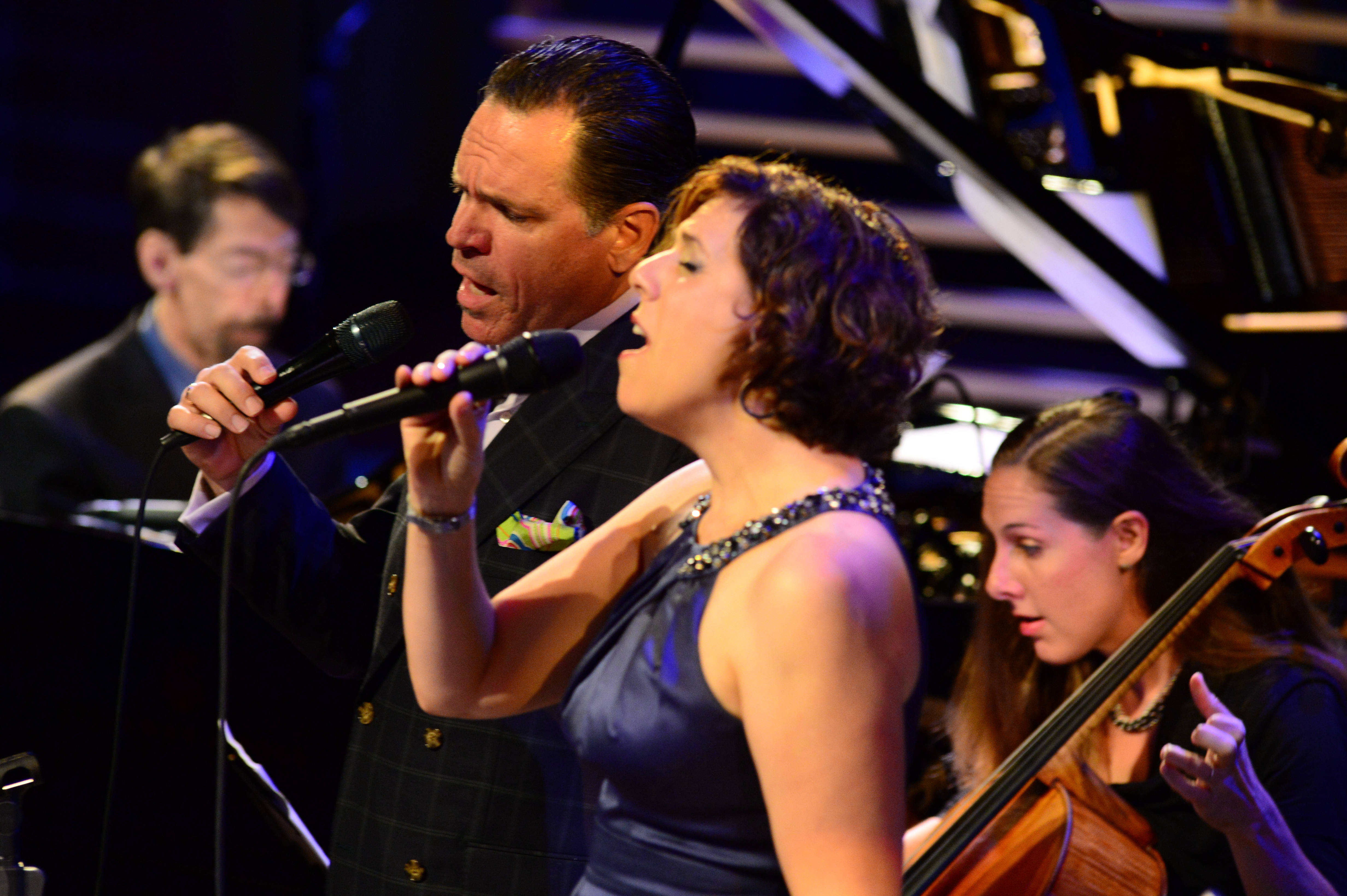 Kate McGarry and Kurt Elling