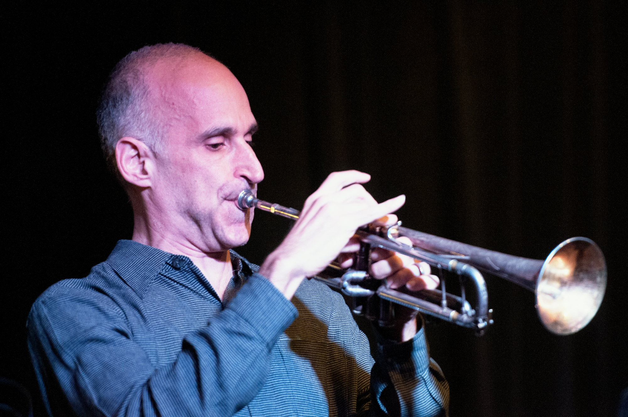 Ralph Alessi With Quartet At The Nash