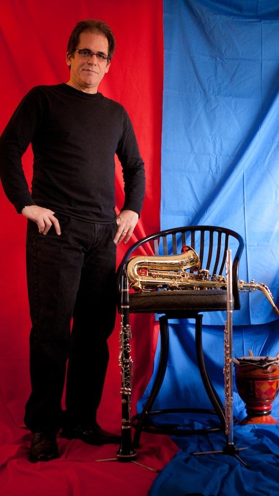 Chris Greco - Composer, Reeds