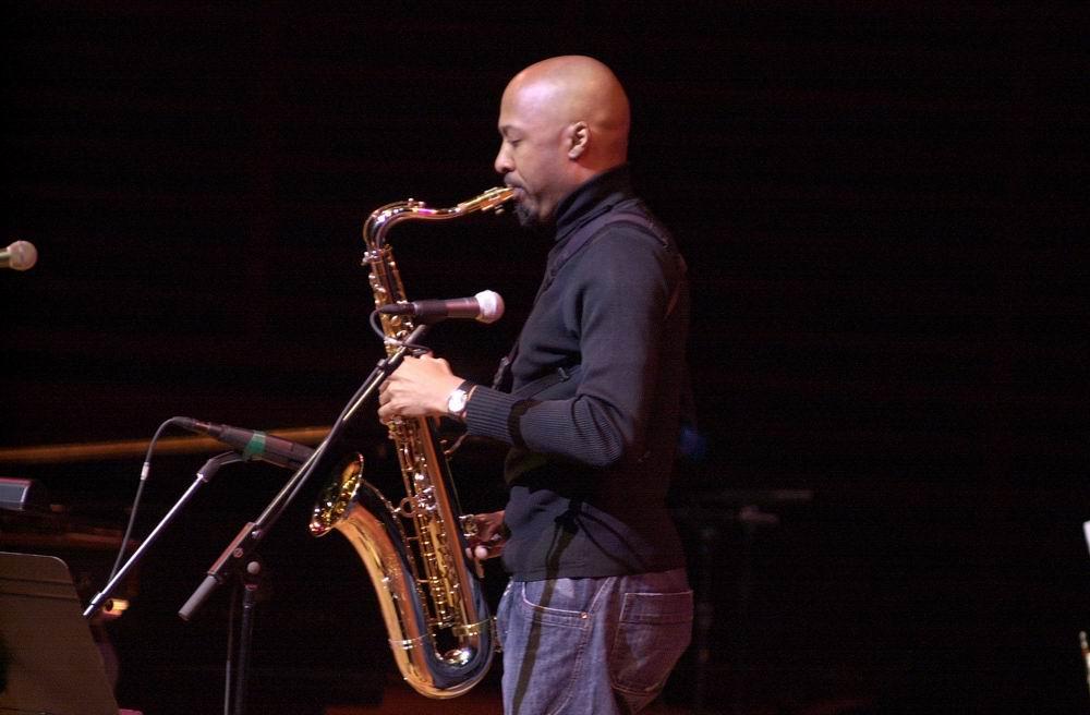 Ravi Coltrane @ The Kimmel Center 05 Phila. Pa.