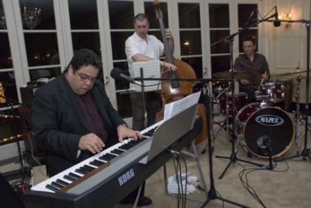 Arturo O'Farrill Trio