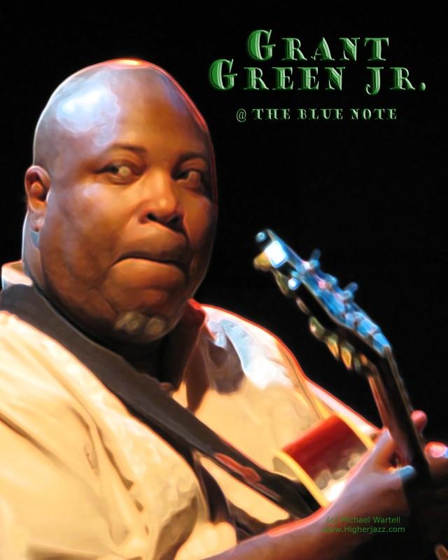 Grant Green Jr. - At Yah