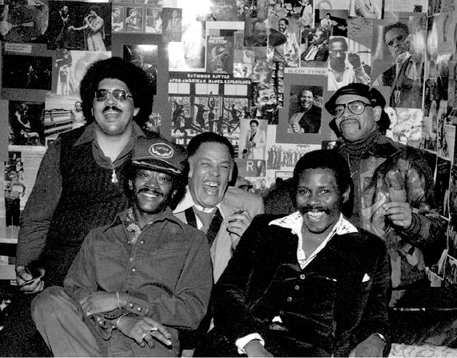 Dexter Gordon Band