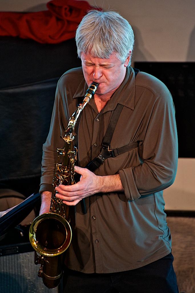 Mike Murley - Barry Elmes Quintet - York University - Toronto