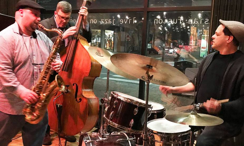 After-hours Jam Session With The Andy Voelker Trio
