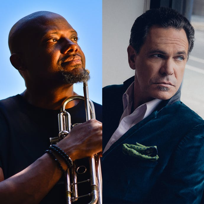 NYO Jazz With Sean Jones And Kurt Elling