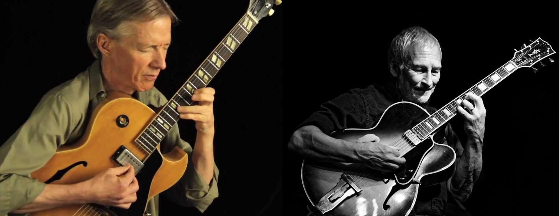 Guitarists Frank Kohl & John Stowell