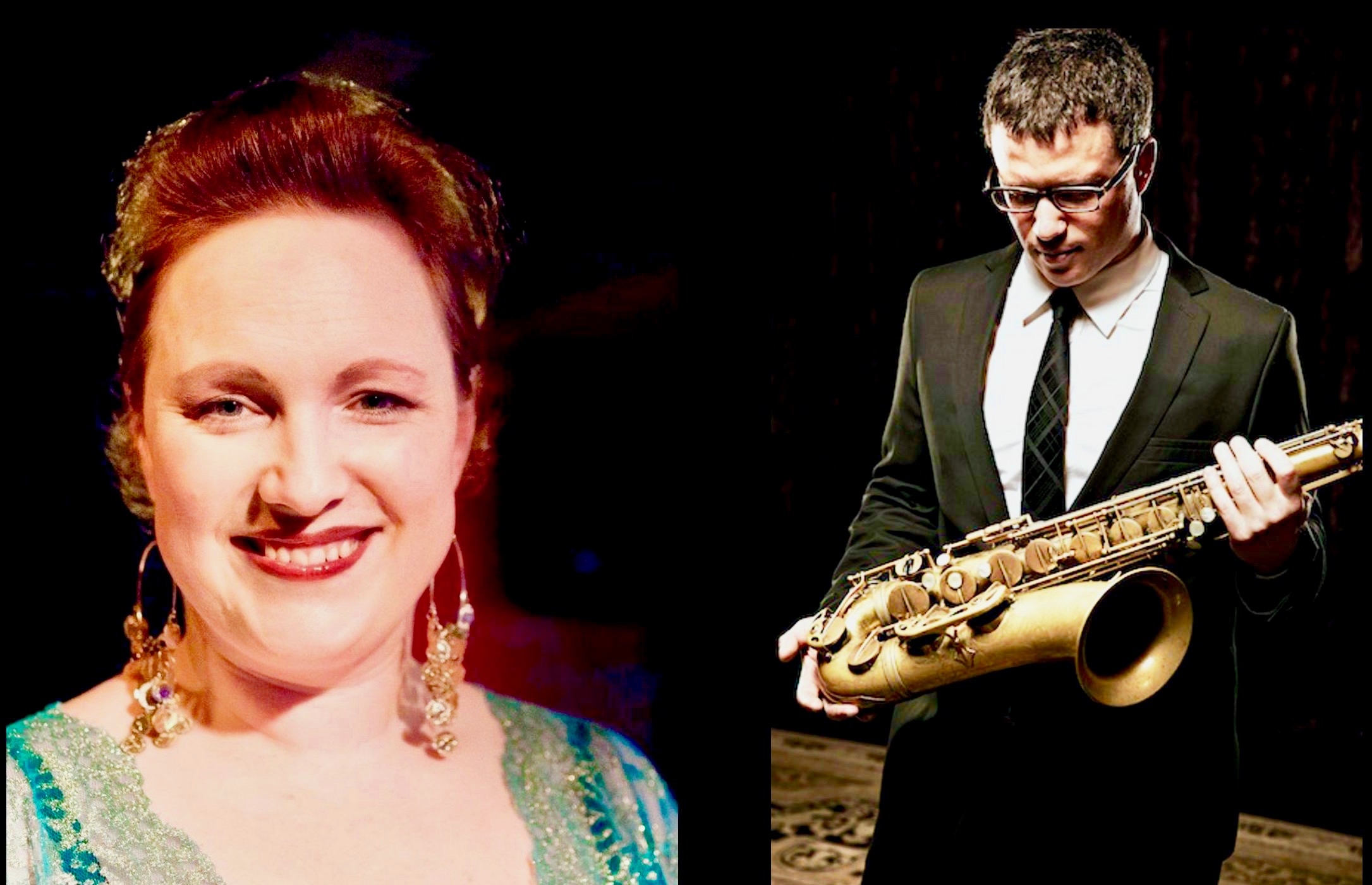 Yvette Johansson & Anton Delecca Feature With JMQ Jazz Ensemble