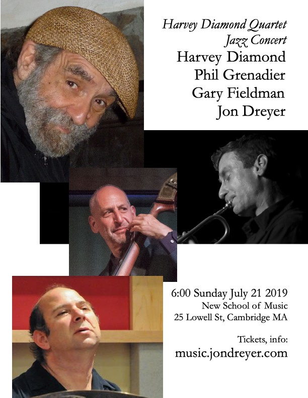 Harvey Diamond Quartet