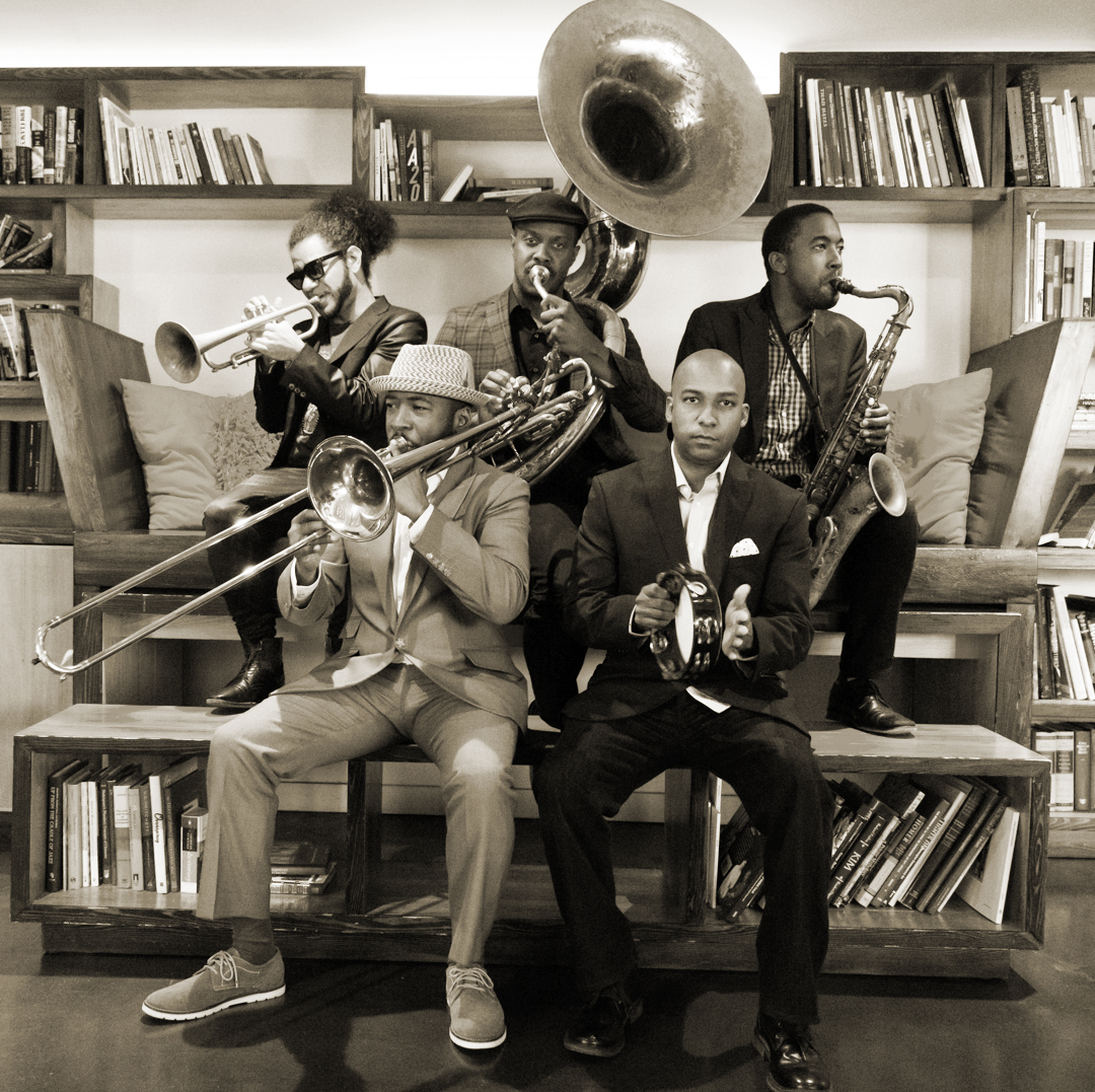 The New Orleans Jazz Orchestra 7