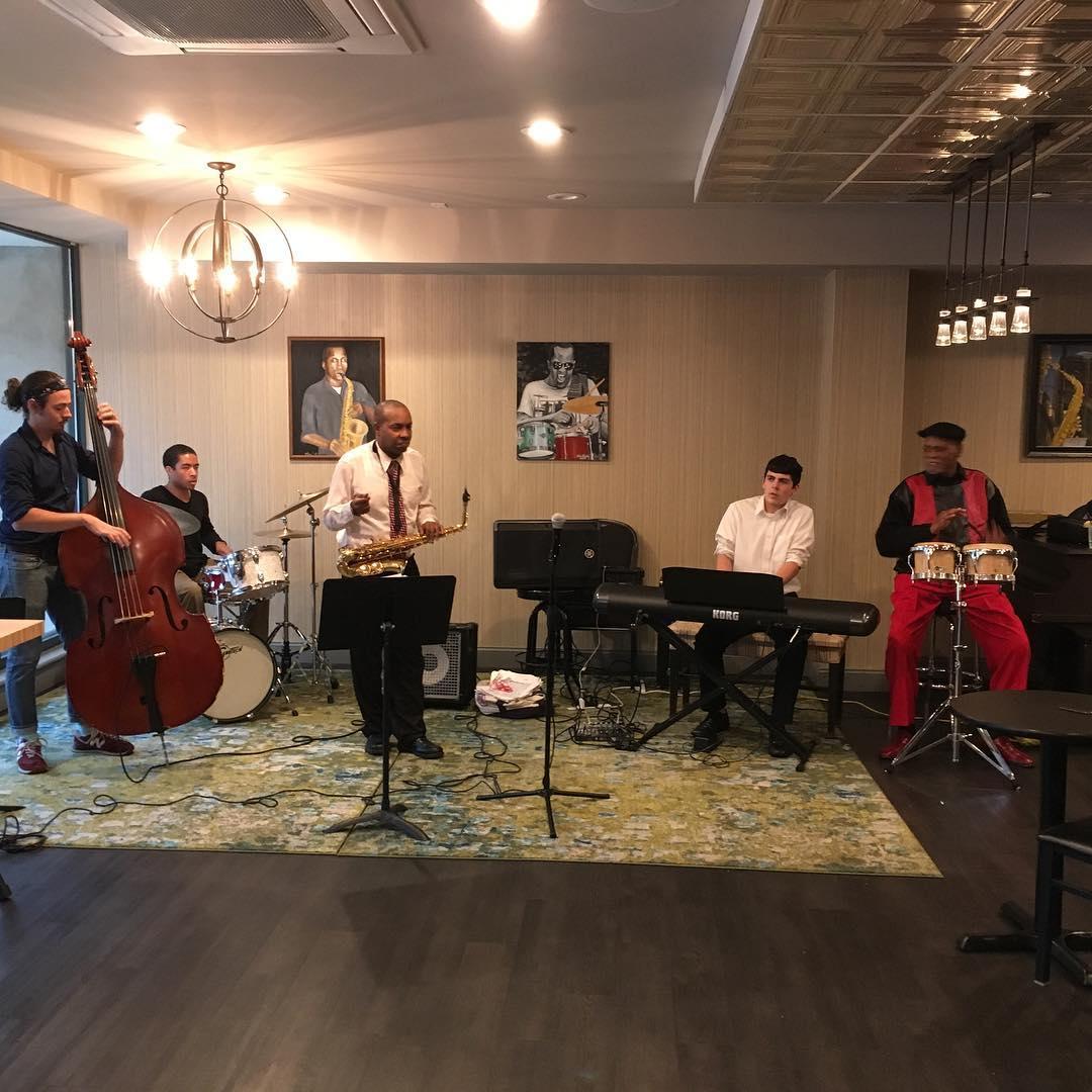 Tony Campbell Saturday Jazz Jam