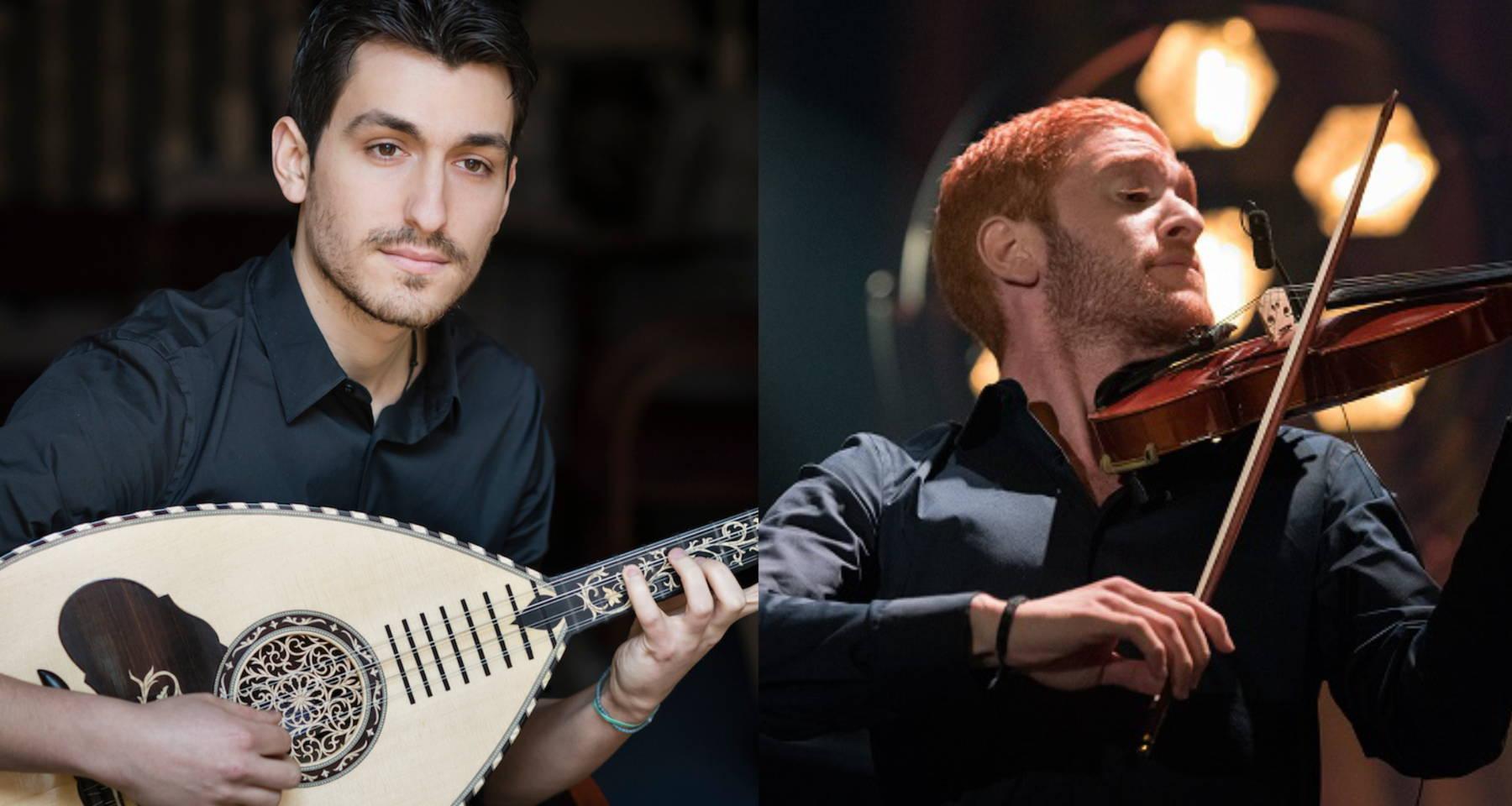 Vasilis Kostas & Layth Sidiq Duo