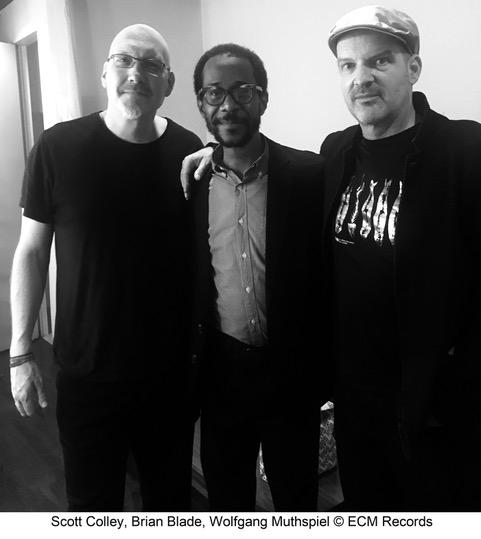 Wolfgang Muthspiel Trio Introduces ECM Release 'Angular Blues'