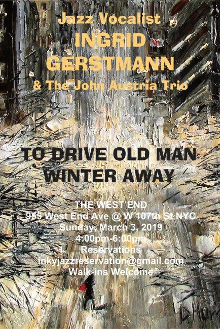 """Ingrid Gerstmann """"To Drive Old Man Winter Away"""""""