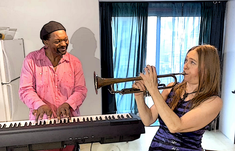 Duo Laroo/Byrd 38th Free Friday Feelgood Concert