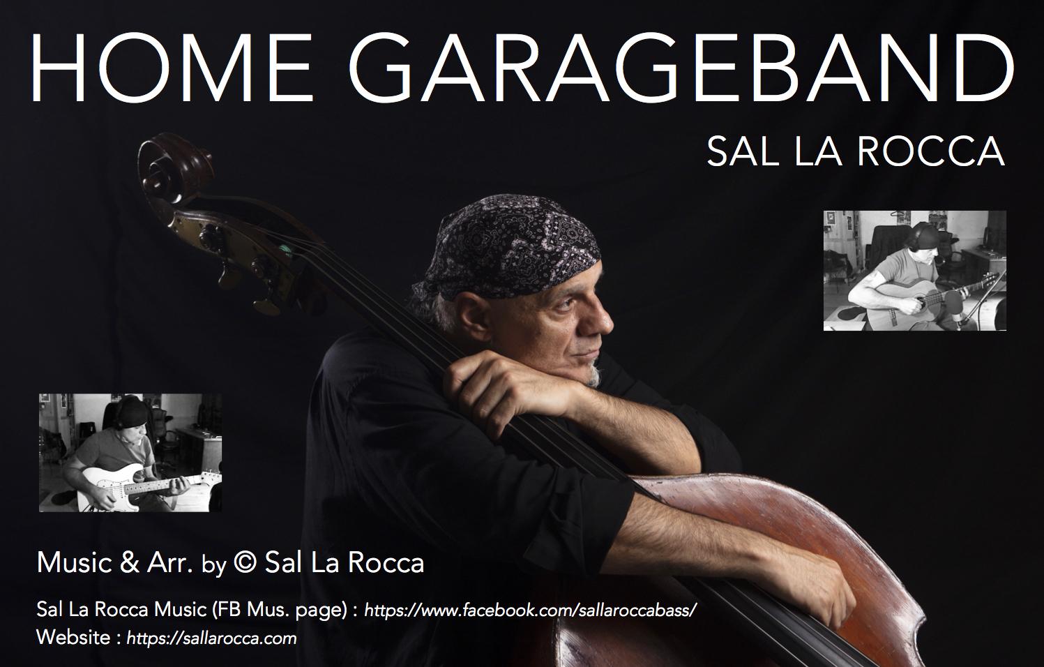 Home Garageband Sal La Rocca
