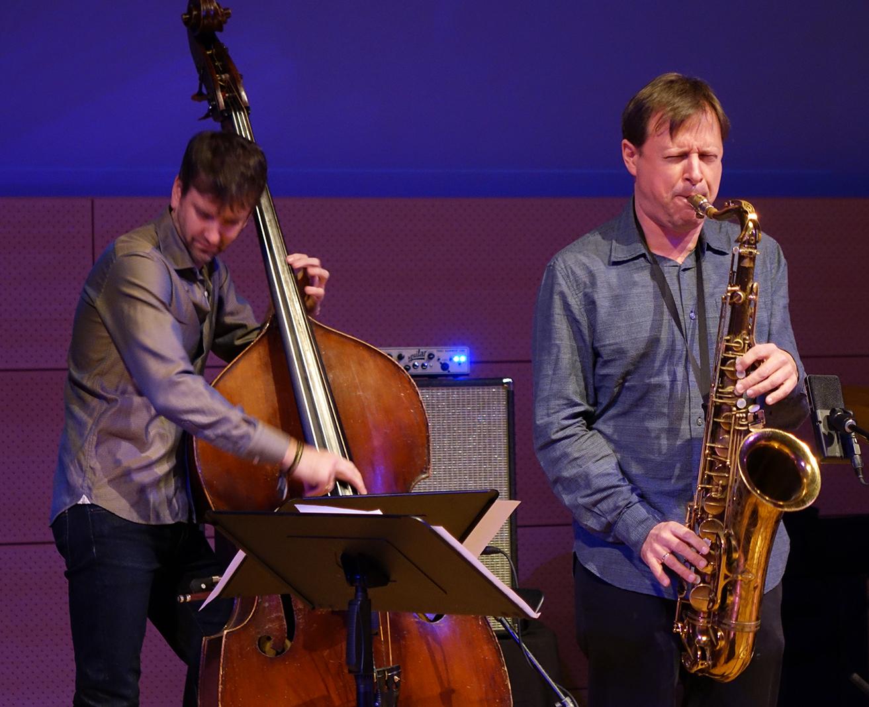 Joe Martin & Chris Potter at NYC Winter JazzFest 2016