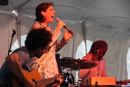 Kate McGarry Trio