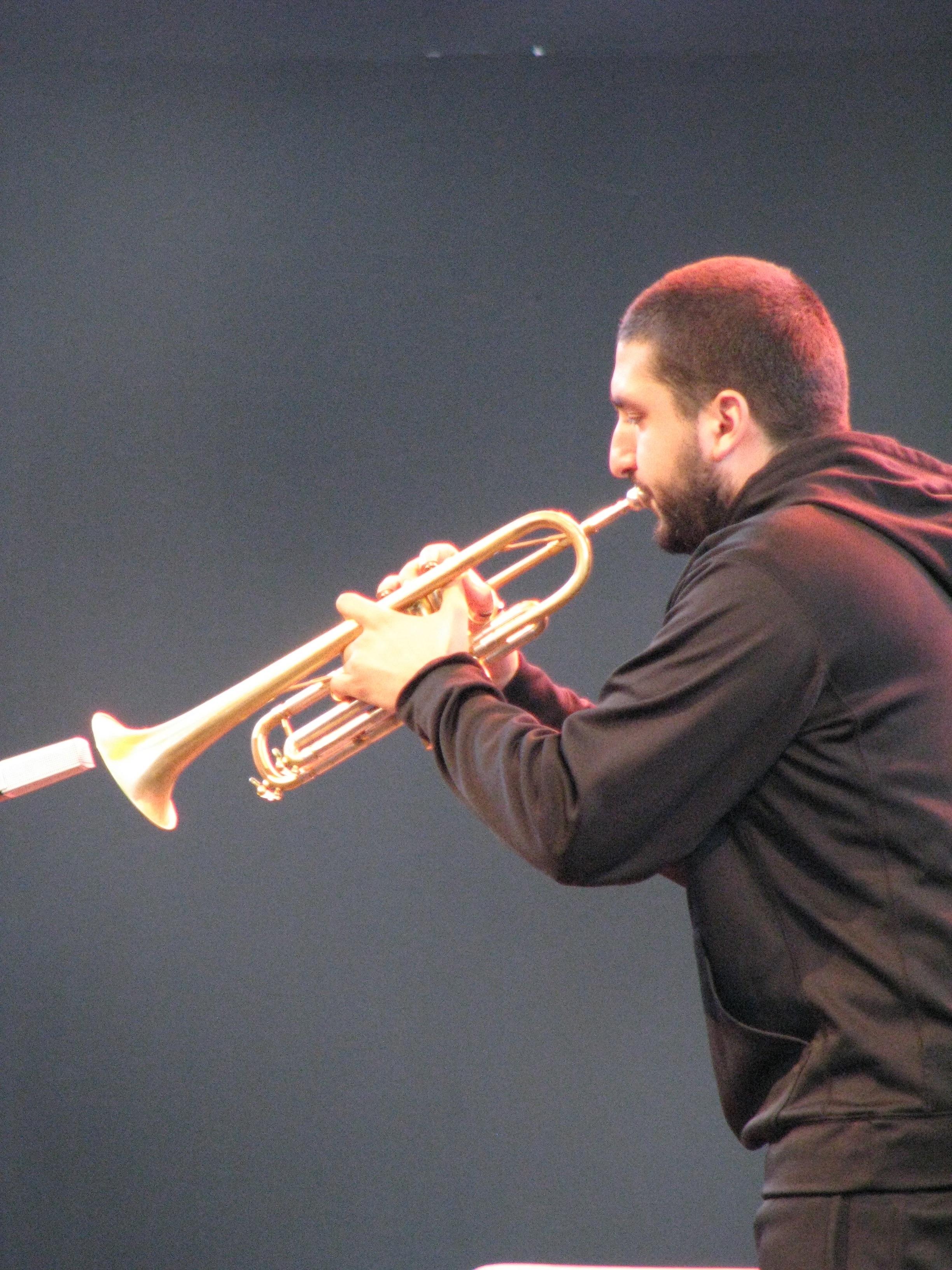 Ibrahim Maalouf Festival Ljubljana June 2012