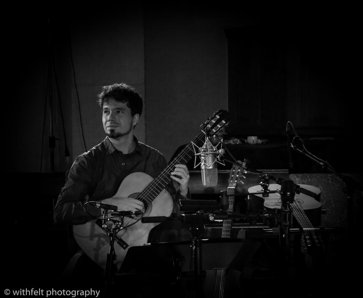 "Murray / Mazur / Petri at a ""Live"" recording concert in Copenhagen 18.12.2016"