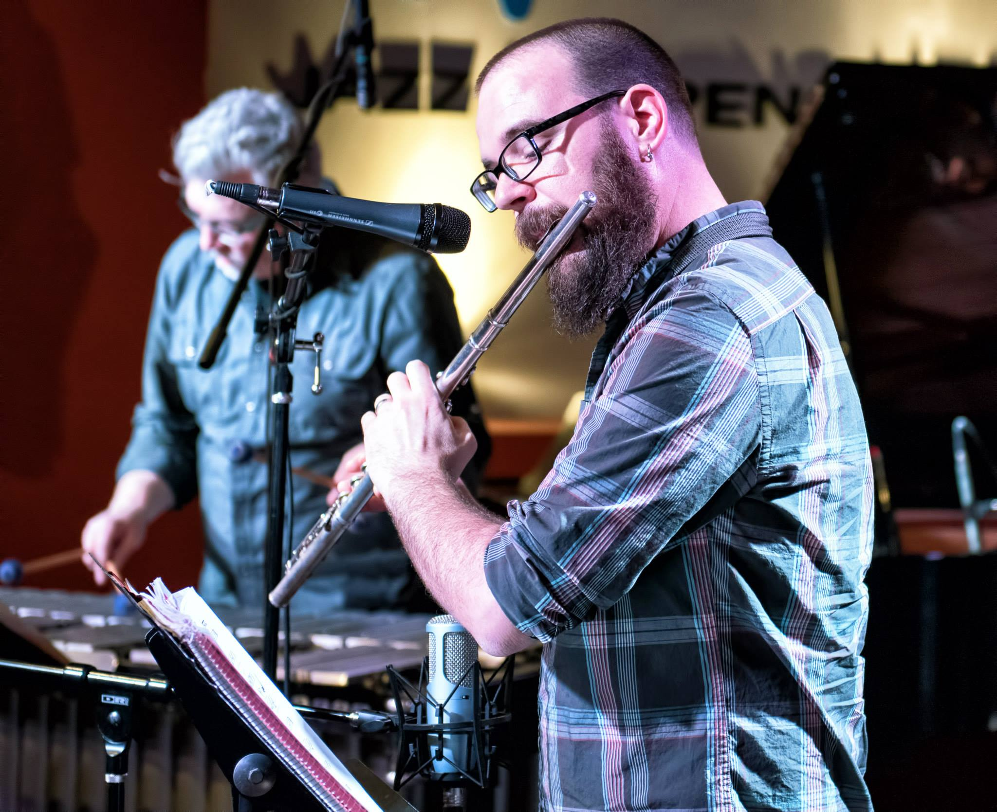 Brett Reed And Keith Kelly At The Nash In Phoenix