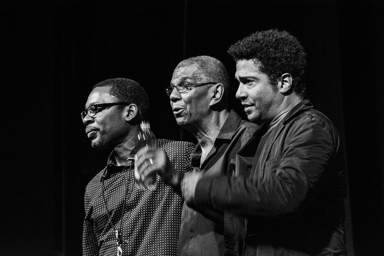 Ravi Coltrane, Jack DeJohnette, Matt Garrison