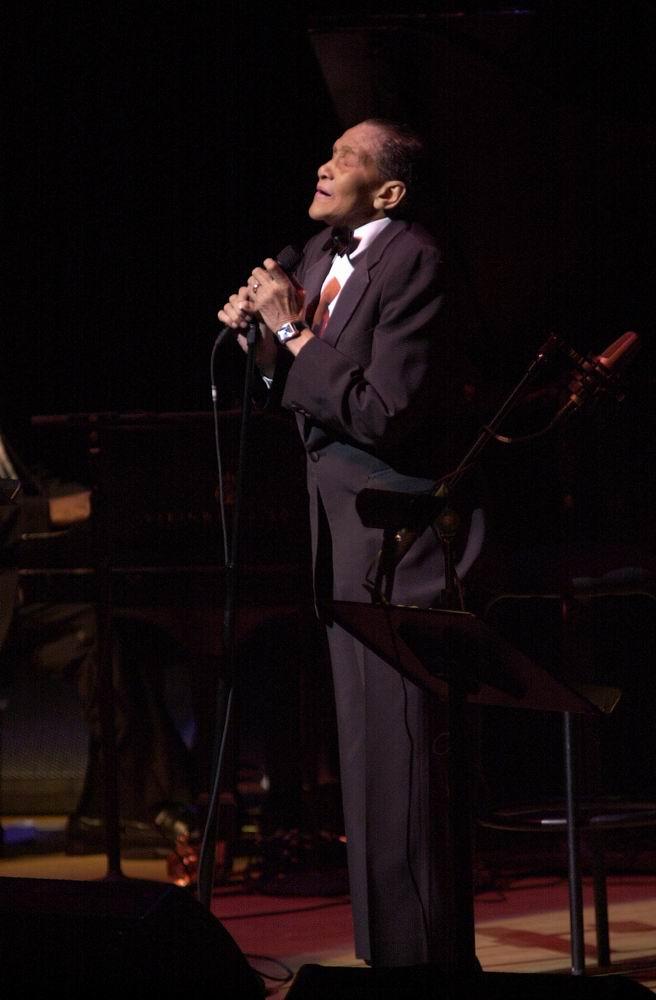 Mr. Jimmy Scott # 02 @ The Kimmel Center