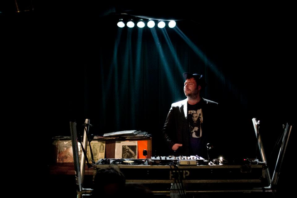 Copenhagen Jazz Festival 2012: Kresten Osgood DJ (DK)