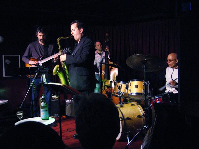 Bill McHenry Quartet with Paul Motian, Ben Monder and Reid Anderson - Village Vanguard 2006