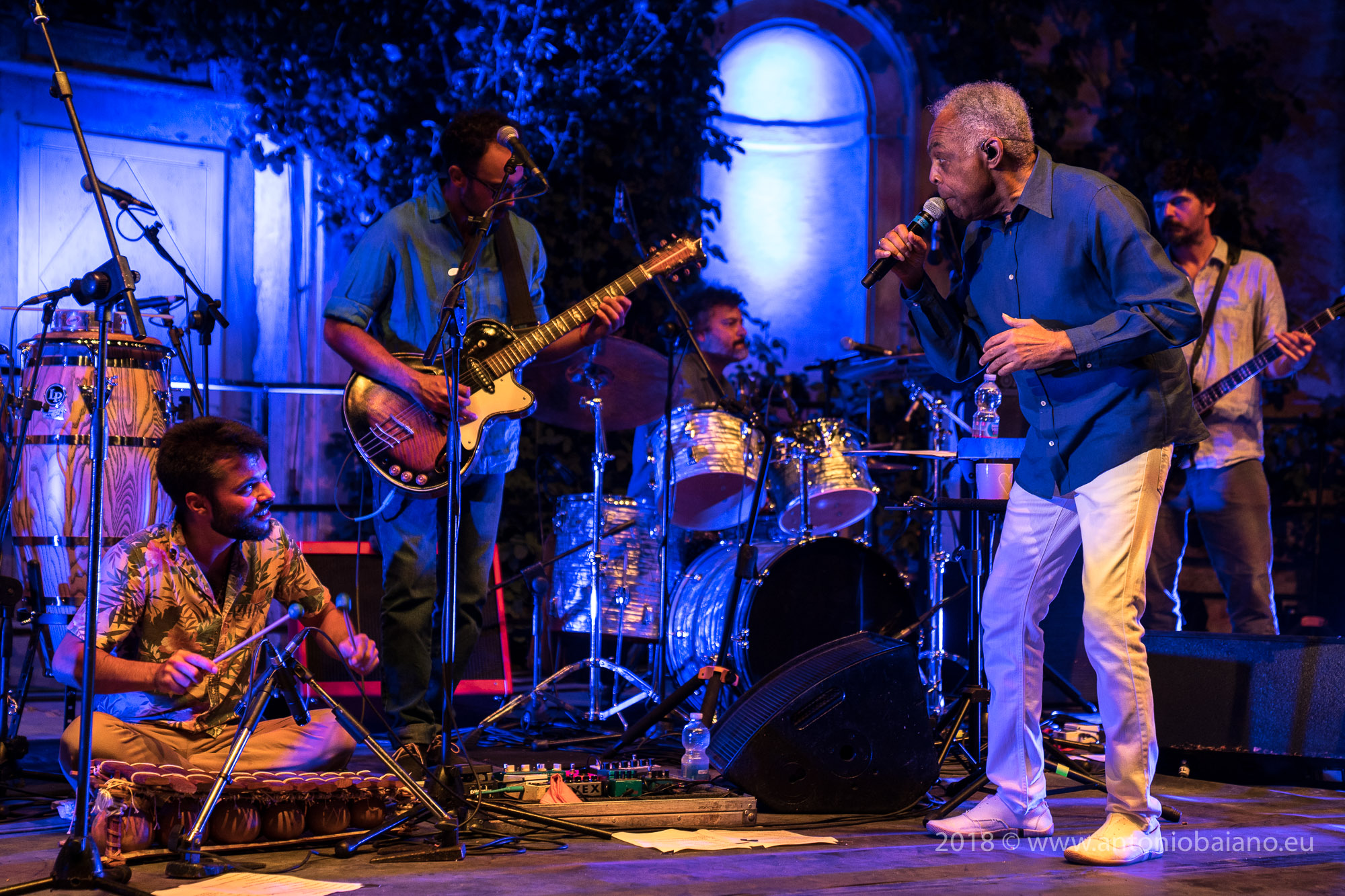 Gilberto Gil with Thomas Harres - Refavela 40
