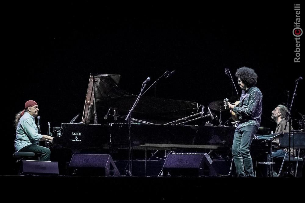 Egberto Gismonti, Hamilton de Hollanda, Stefano Bollani, Umbria Jazz 2017