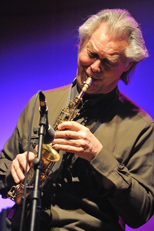 Jan Garbarek in Vienna, Austria 03-01-2010