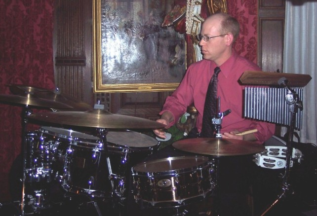 Phil Drumming - 2006