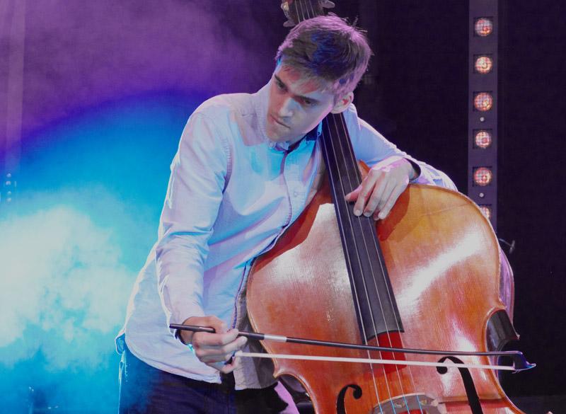 Tom McCredie, Elliott Galvin Trio
