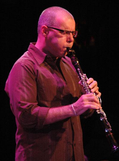 Francois Houle, 2010 Ottawa International Jazz Festival