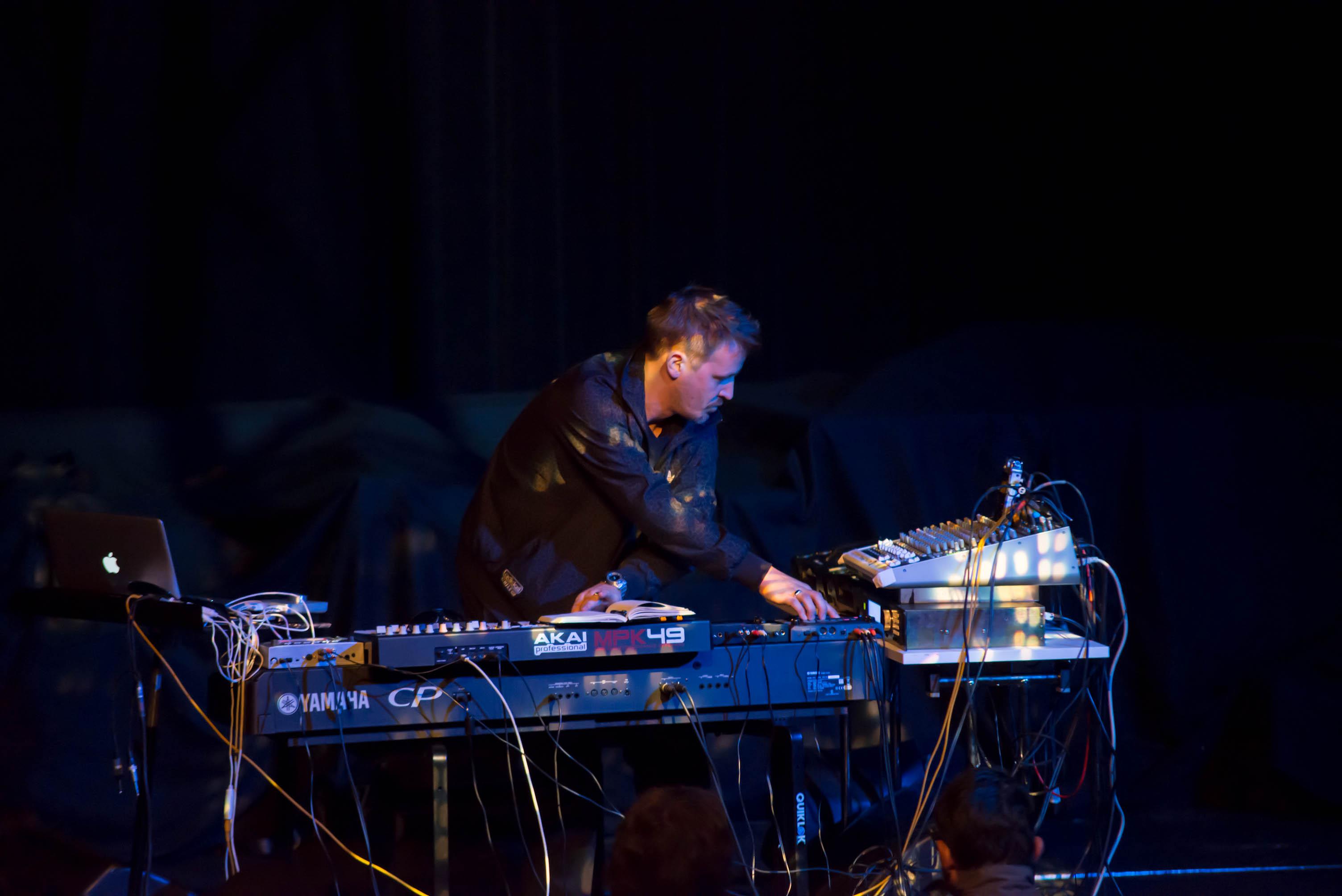 Punkt 2012: J. Peter Schwalm
