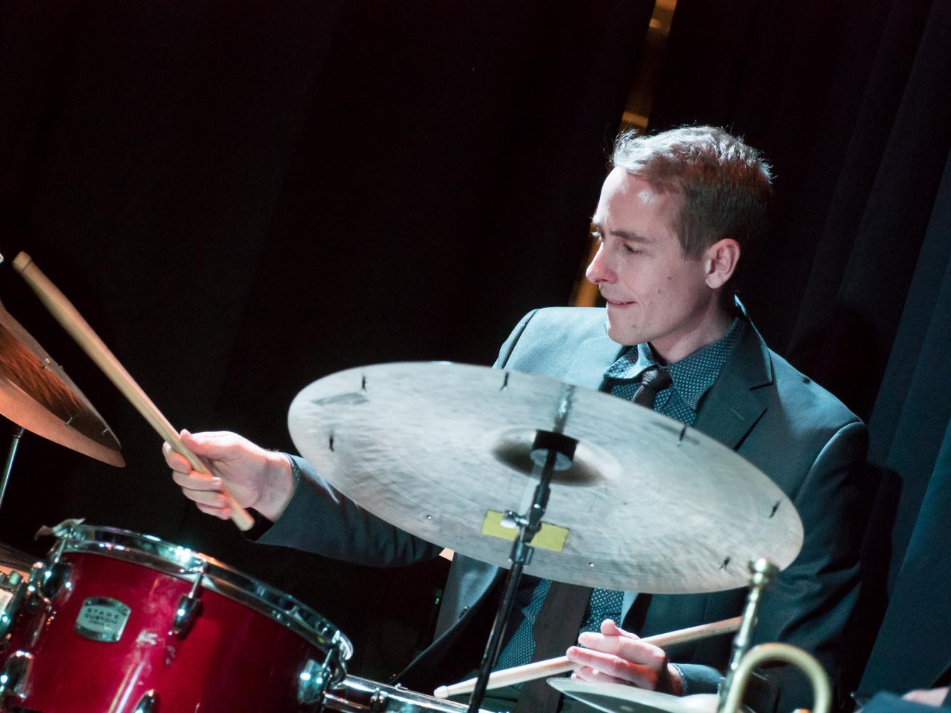 Joe Poole drums