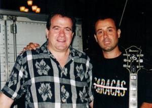 Roberto Tola with Richard Galliano