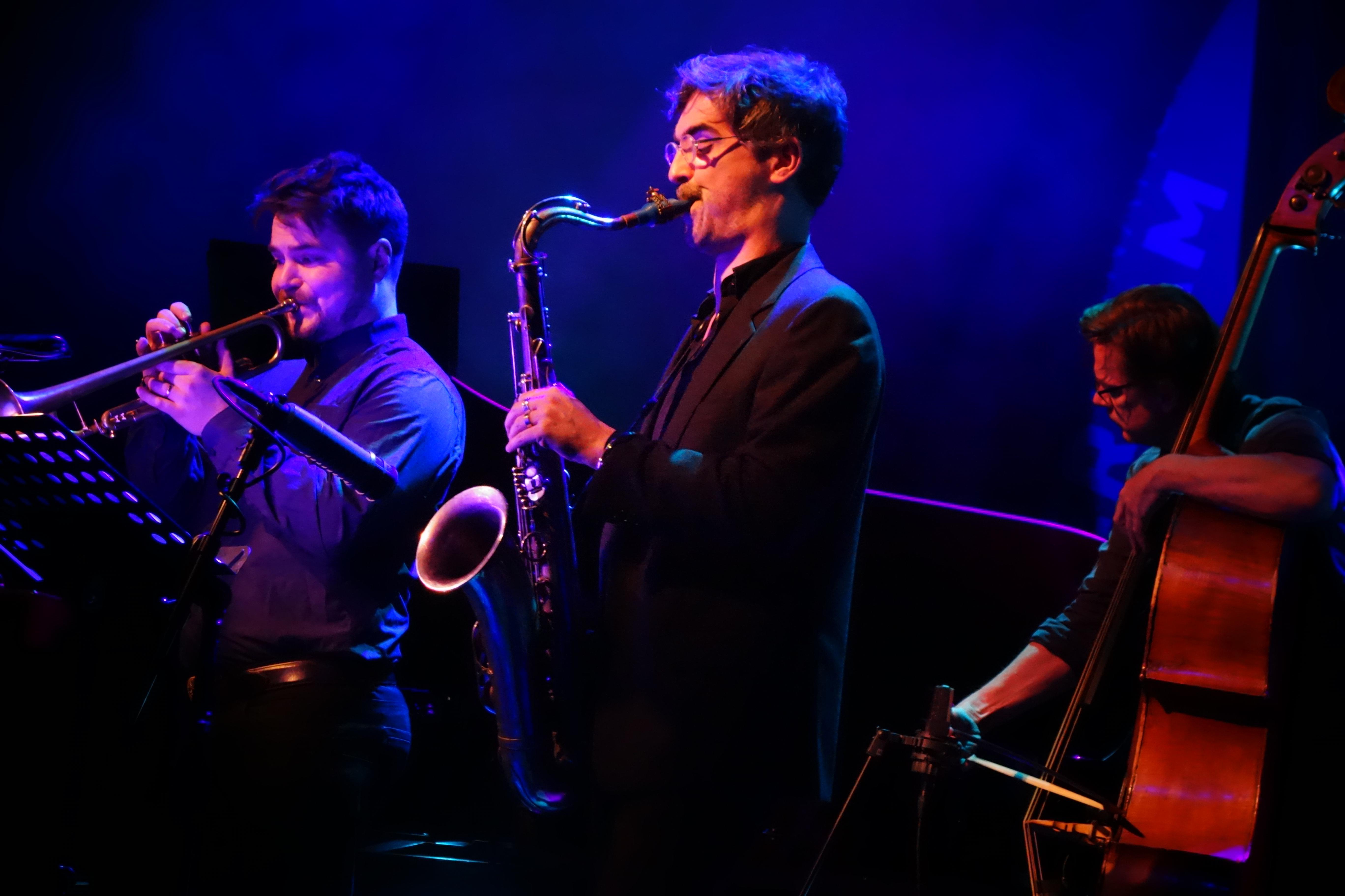 Verneri Pohjola, Sylvain Rifflet - Rotterdam Jazz International Festival
