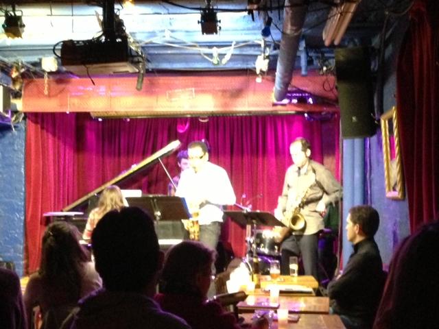 Marta Sanchez Quintet@cornelia Street Cafe