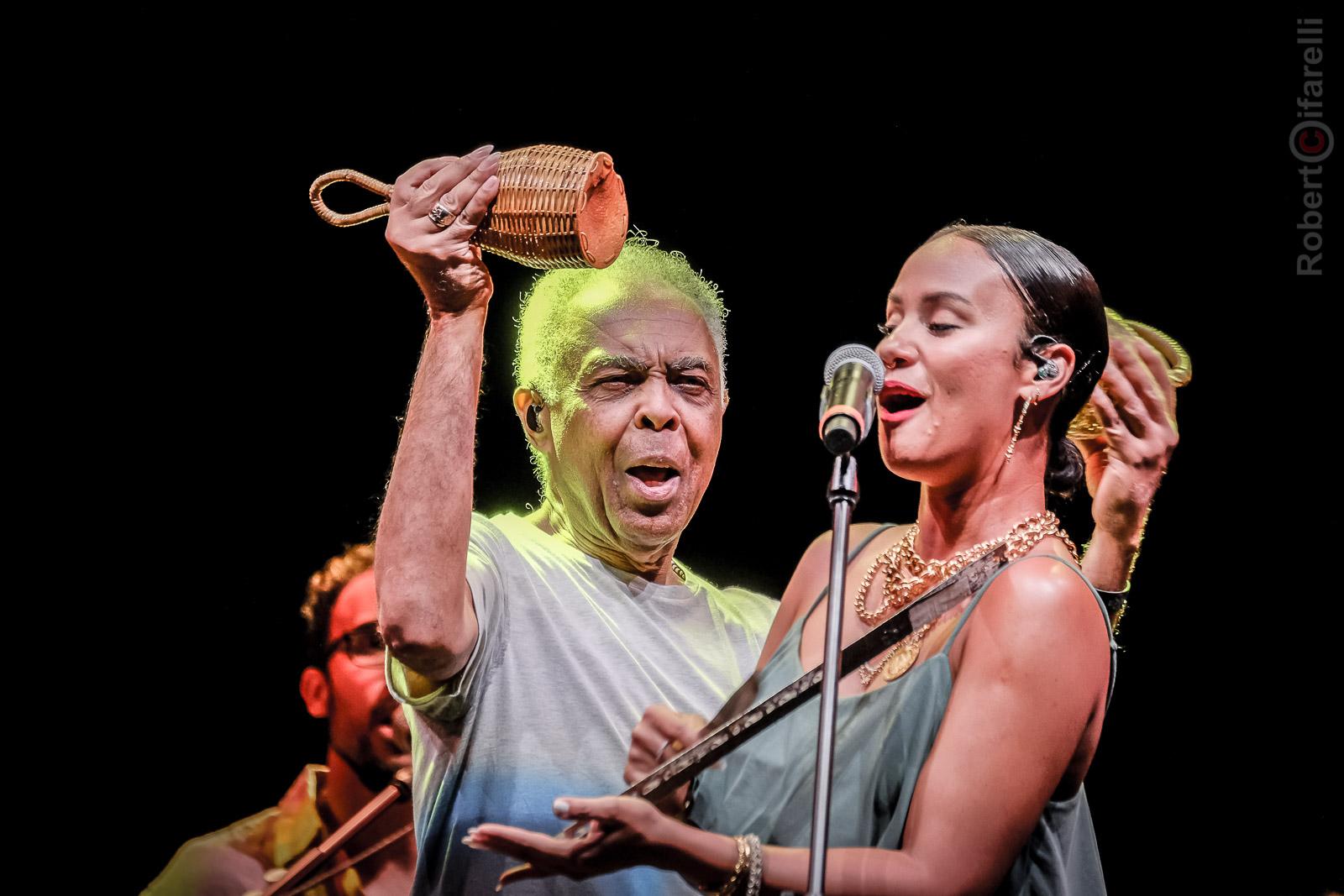 Gilberto Gil, Mayra Andrade