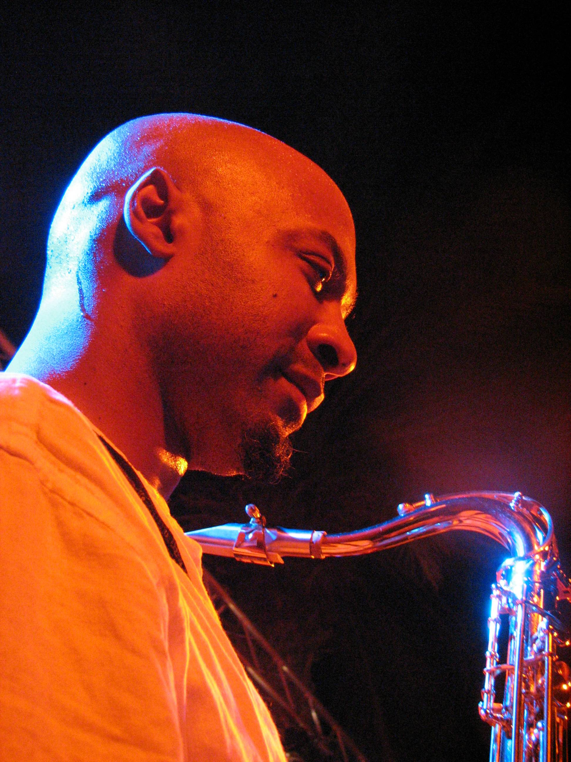 2007-08-30 Ron Blake , Red Sea Jazz Festival, Eilat, Israel