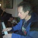 John Serry in Bologna