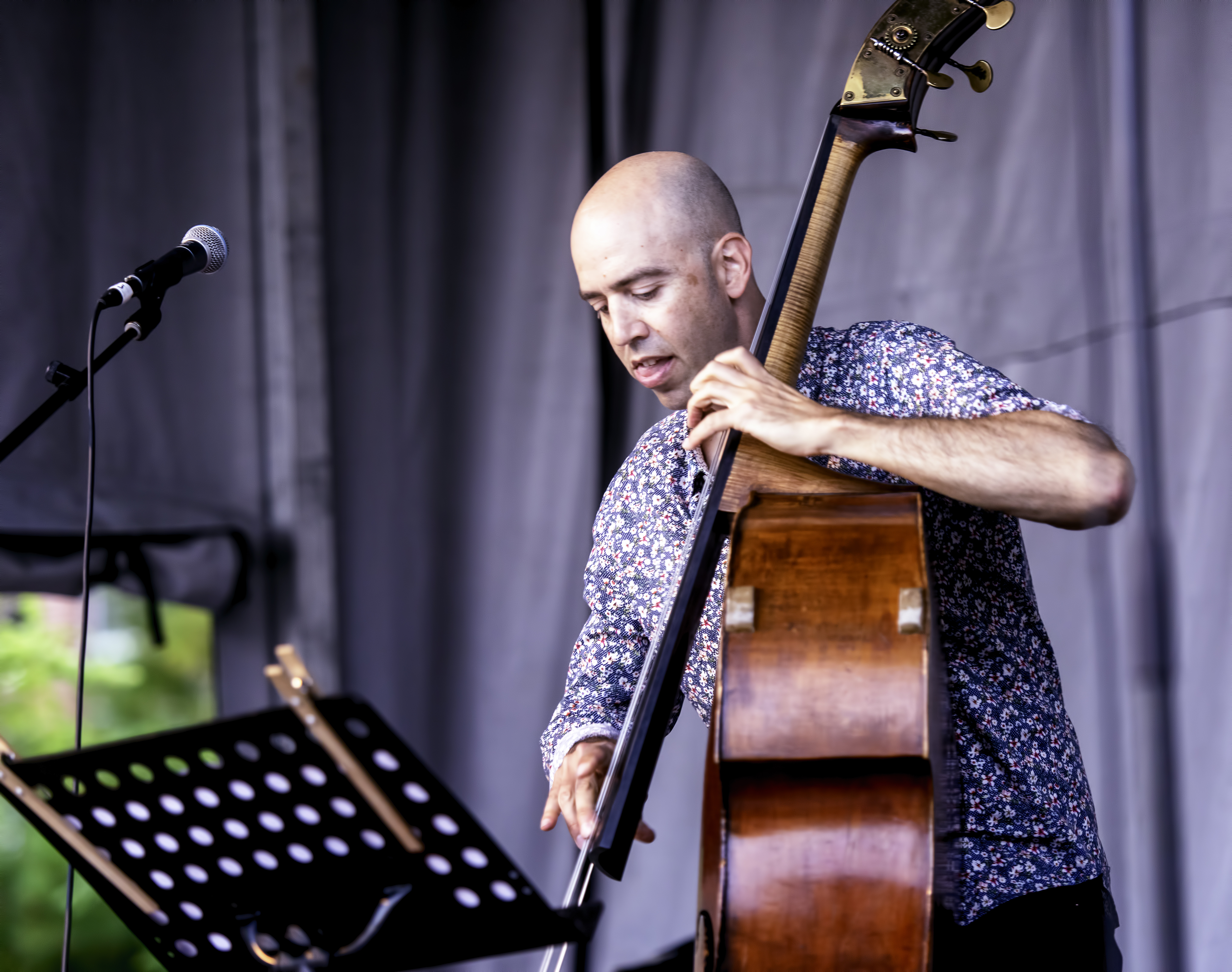 Michael Herring With Way North At The Guelph Jazz Festival 2019