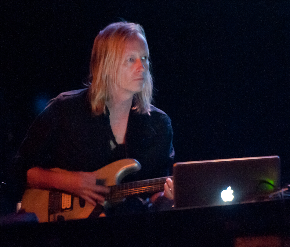 Eivind Aarset and Sonic Codex at the Montreal International Jazz Festival 2011