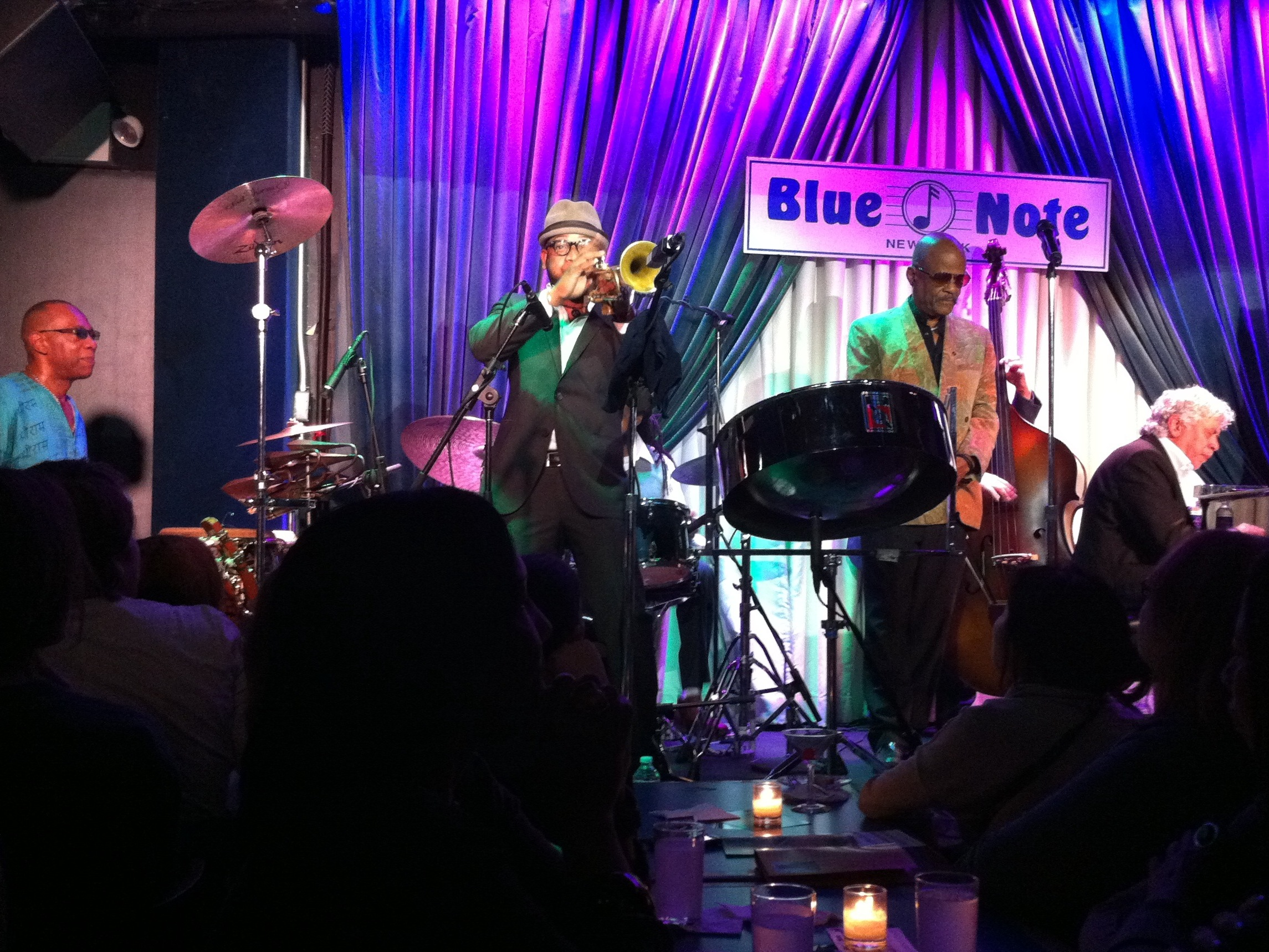 Monty Alexander: Ivory and Steel at the Blue Note, New York, 2/25/12